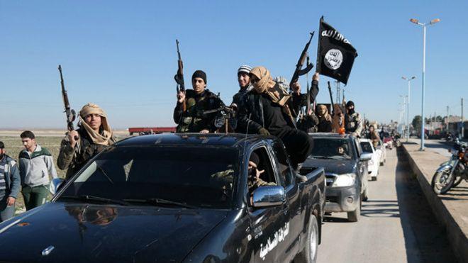 Grupo Terrorista Estado Islamico / AP